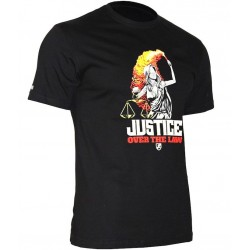 USWEAR JUSTICE OVER THE LAW...