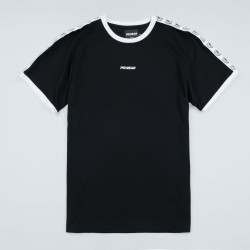 PGWEAR Ribbon tričko čierne