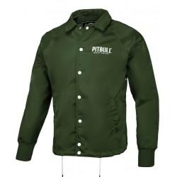 PIT BULL WICK bunda zelená