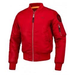 PIT BULL MA-1 bunda červená