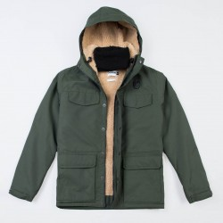 PGWEAR ARMY bunda zimná zelená
