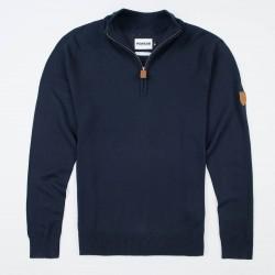 PGWEAR REGULAR sveter modrý