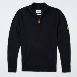 PGWEAR REGULAR sveter čierny