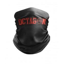 OCTAGON LOGO CAPTION šál...