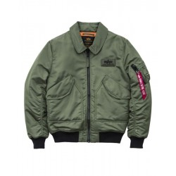ALPHA INDUSTRIES CWU VF BL...