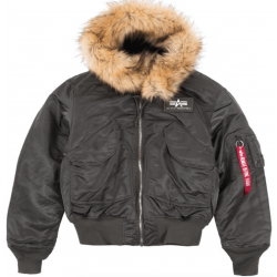 ALPHA INDUSTRIES 45P HOODED...