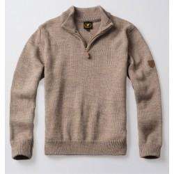 PGWEAR REGULAR sveter béžový