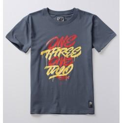 PG ONETHREEONETWO tričko šedé