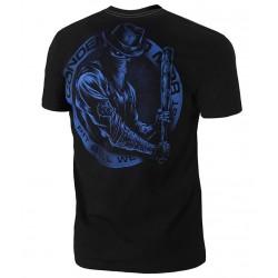 PIT BULL BATTER tričko čierne